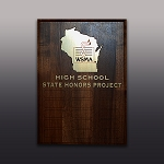 High School Honors Perpetual Plaque