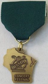 Class M, Rating I - Concert Medal