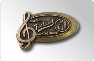 Participation Pin