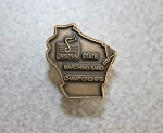 Marching Band Championships Pin