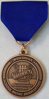 Class A, Rating III - District Medal