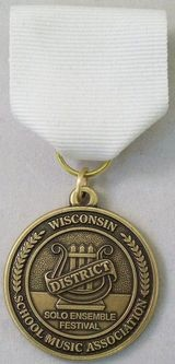 Class C, Division I - District Medal