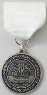 Class C, Division II - District Medal