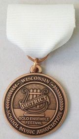 Class C, Division III - District Medal