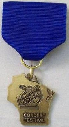 Class A, Rating I - District Medal