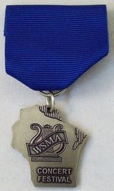 Class A, Rating II - District Medal