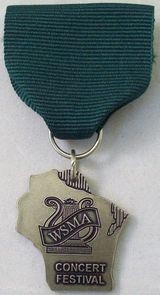 Class M, Rating II - Concert Medal